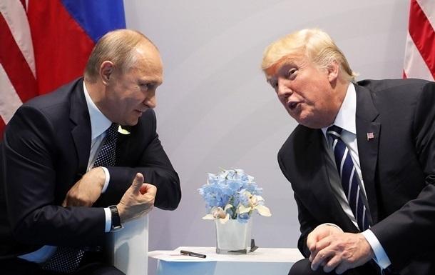 Путін готовий до діалогу з Трампом