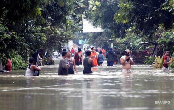 Жертвами тропической депрессии «Усман» наФилиппинах стали 85 человек