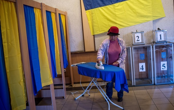 Виборча кампанія почалася в Україні