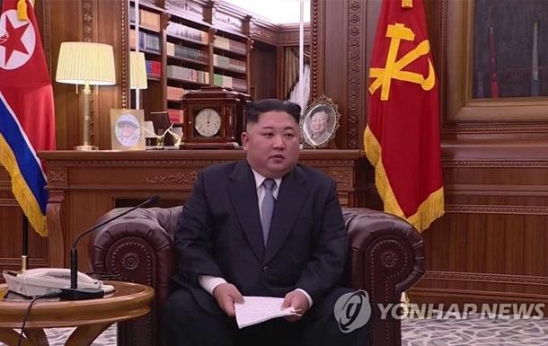 Ким Чен Ын пригрозил США  пойти другим путем