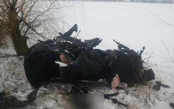 В ДТП под Николаевом погибло восемь человек