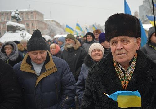 Украинцы говорили нужно ли отказаться от Деда Мороза и перенести дату Рождества