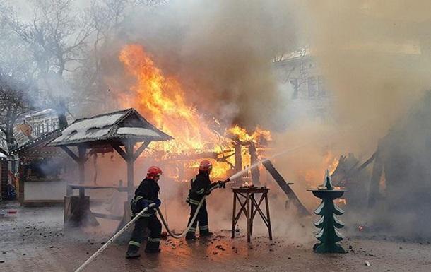 Зросла кількість жертв вибуху на ярмарку у Львові