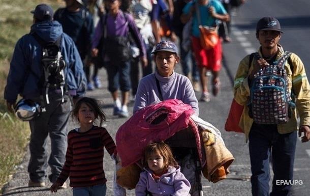 Американські прикордонники застосували газ проти мігрантів