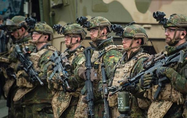 Бундесвер перебирає на себе головування в силах надшвидкого реагування НАТО