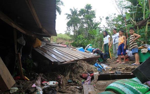 Кількість жертв шторму на Філіппінах зросла до 85 осіб
