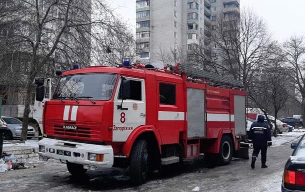 У Запоріжжі під час пожежі в багатоповерхівці загинули двоє пенсіонерів