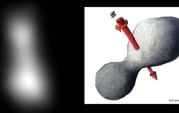 """NASA показало снимок космической """"кегли"""""""