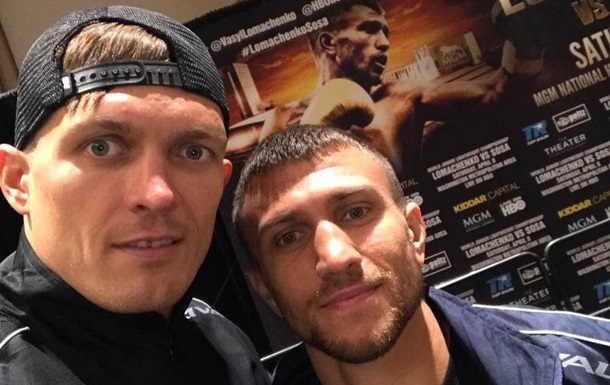 Ломаченко и Усик – в топ-5 боксеров мира по версии BoxingScene