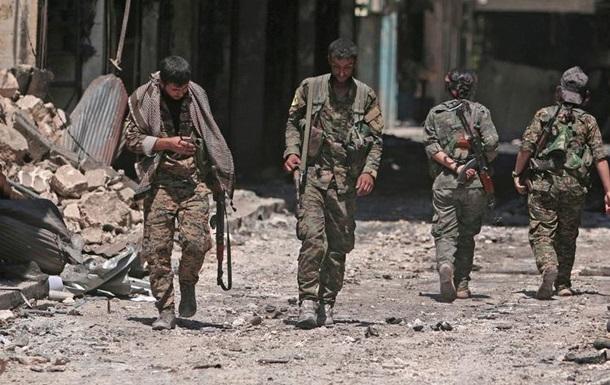 Дамаск каже, що частина курдських загонів залишила Манбідж