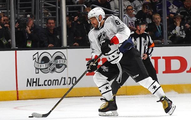 Овечкін відмовився від участі у Матчі всіх зірок, отримавши бан від НХЛ