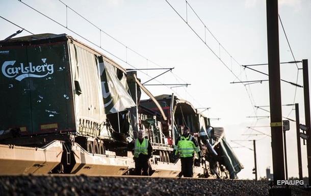 В Дании выросло число погибших в результате крушения поезда