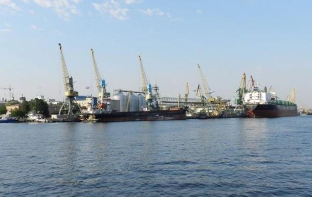 Украина закрыла судоходный канал в Черном море