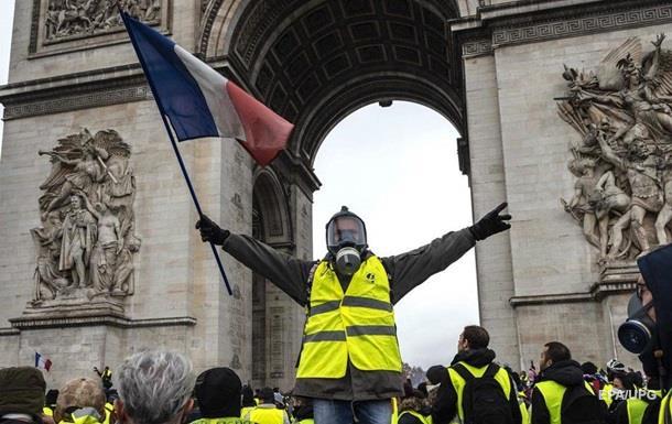 Желтые жилеты  готовятся к новым протестам