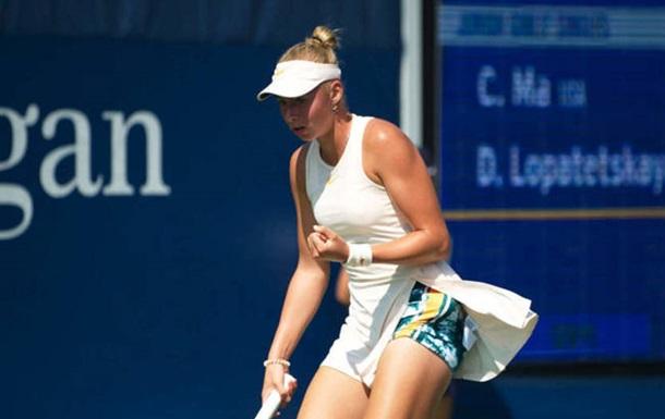 Українка Лопатецька пробилася у півфінал гонконгського турніру ITF