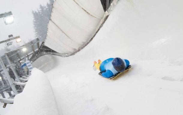 Скелетон: Гераскевич занял 14-е место на этапе Кубка мира