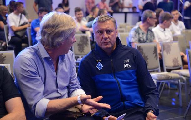 Хацкевич - у топ-50 найкращих тренерів світу