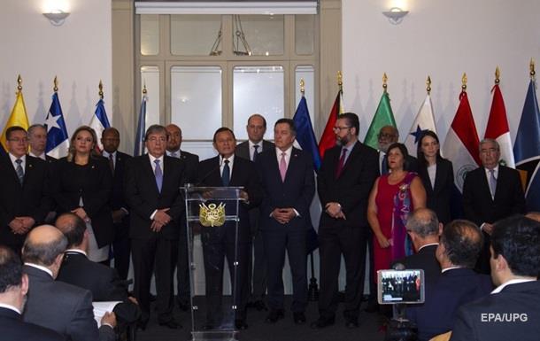 Мадуро призвали не вступать в должность президента
