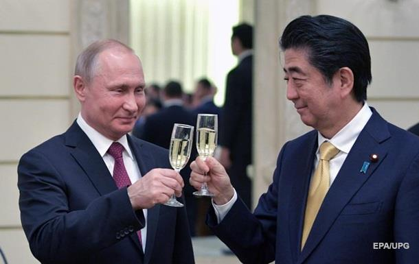 Решающий момент . Абэ о мирном договоре с РФ