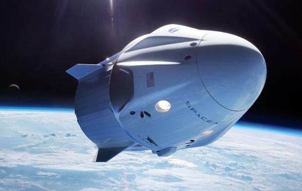 Названі терміни першого запуску Dragon-2 до МКС