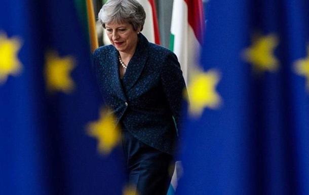 Тереза Мэй и дары Brexit