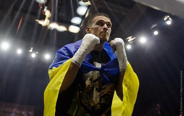 Усик: Особого желания боксировать в России не было