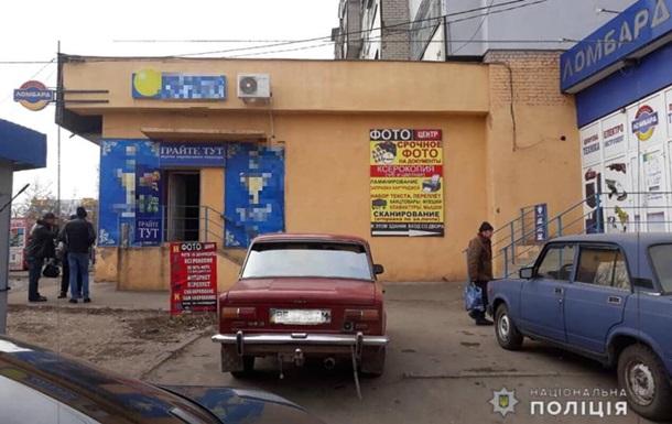 В Николаеве ограбили игорный зал: есть раненый