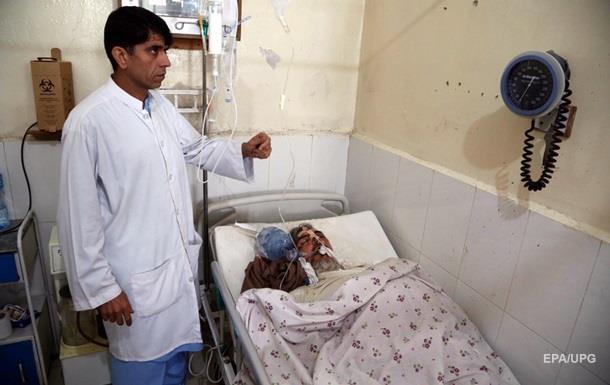 В Афганістані через зсув на копальні загинули понад 30 осіб