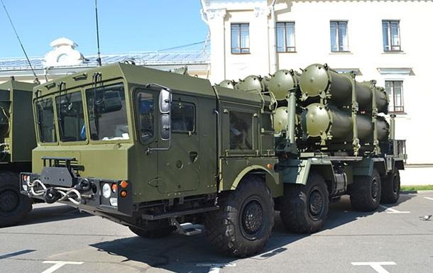 РФ провела ракетні навчання у Криму