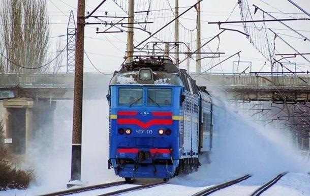 У Харківській області потяг на смерть збив жінку