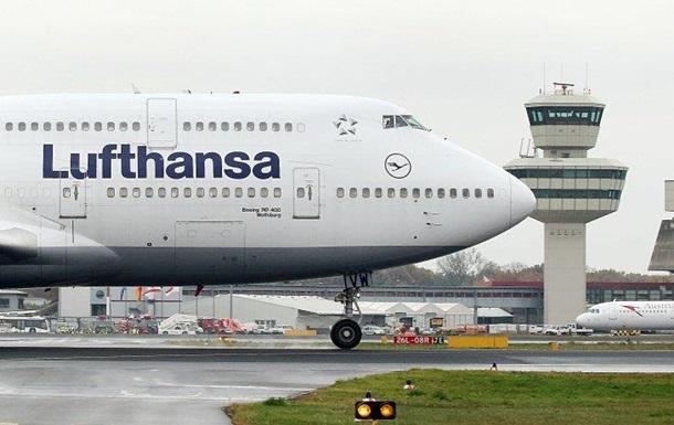 У двох аеропортах Берліна страйкували співробітники