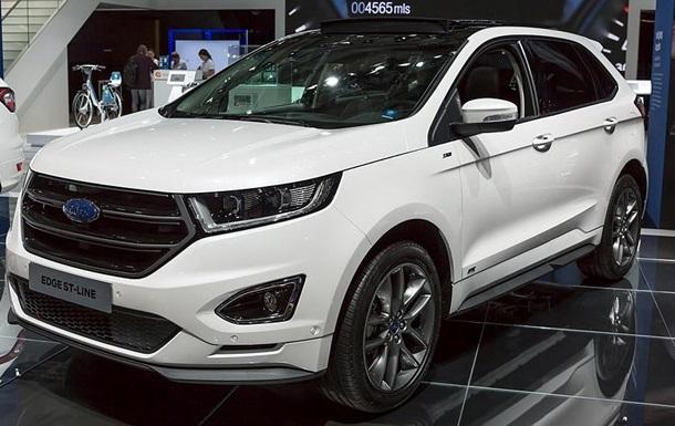 Ford отзывает еще почти миллион авто по всему миру