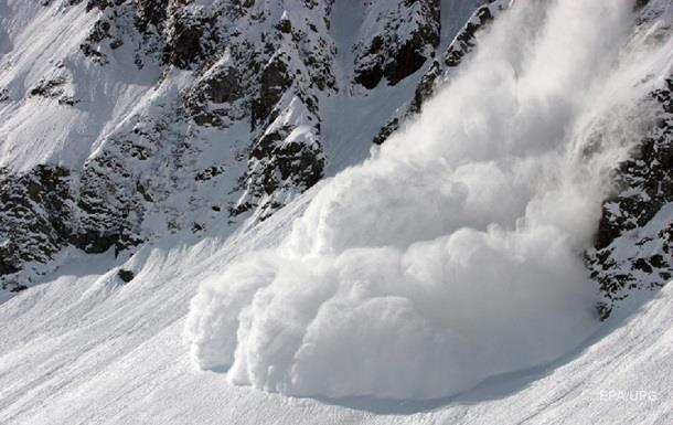 В Альпах під лавинами загинули семеро людей