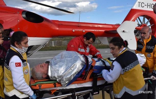 Появился список украинцев, выживших при крушении судна в Турции
