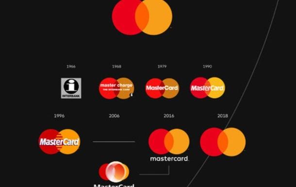 MasterCard решила изменить логотип