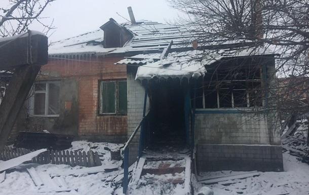 В Харьковской области во время пожара погибли девушка и младенец