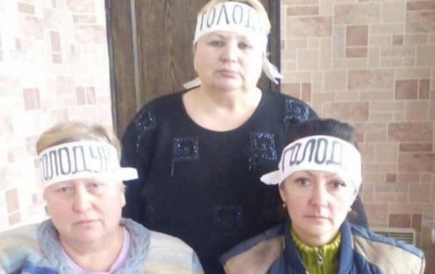 В Донецкой области неделю голодают работники шахты