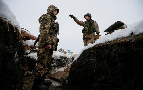 На Донбассе с начала суток обстрелов не было - Минобороны