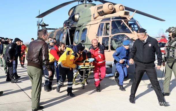 Крушение судна у Турции: найдены еще два тела