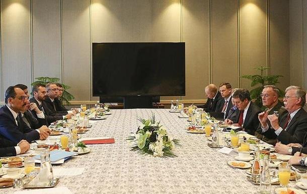 США заявили о  продуктивной дискуссии  с Турцией по Сирии