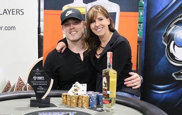 Влюблённая пара стала лучшей в престижном покерном рейтинге