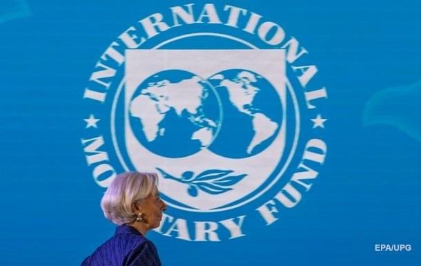 Киев получит от МВФ два транша в 2019 году