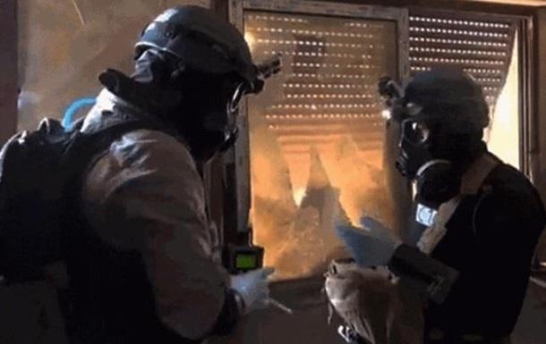 До Сирії прибули експерти для розслідування хіматаки під Алеппо