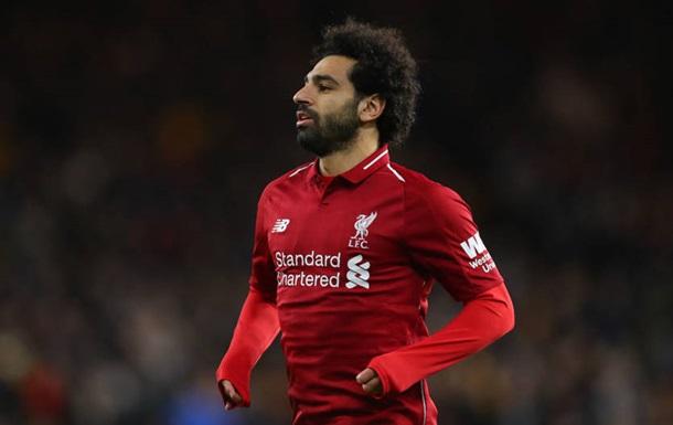 Салах став найкращим футболістом Африки у 2018 році