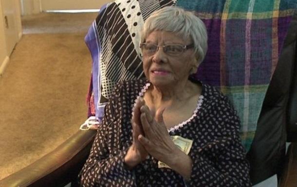 В Огайо померла найстаріша жителька США