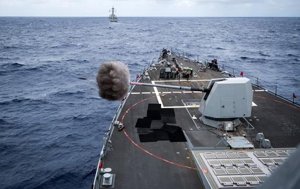 США випробували гіперзвукові снаряди з палубної установки есмінця - ЗМІ