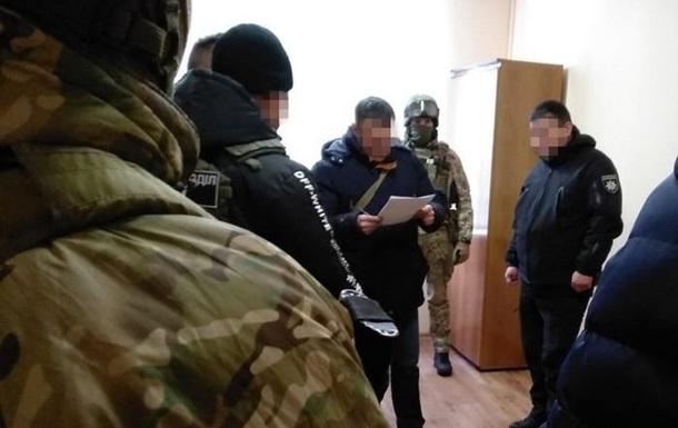 В Одессе разоблачили на взятке подполковника полиции
