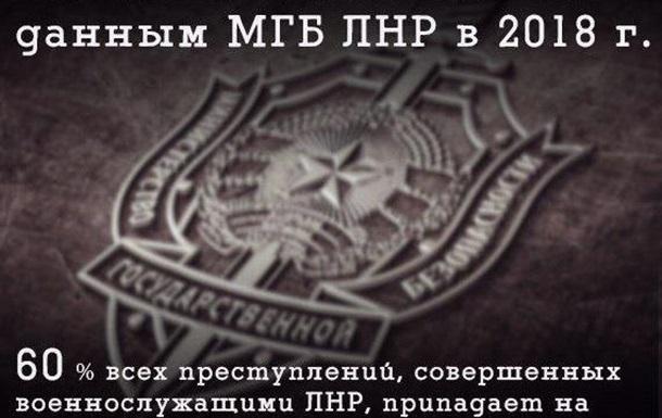 ОПГ - Донские казаки  терроризируют ЛНР