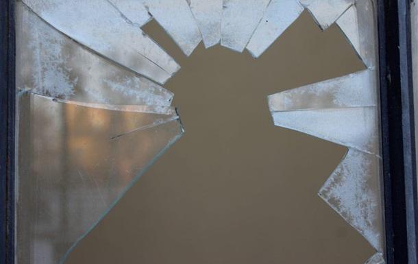 В Дрогобыче разбили окна синагоги
