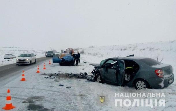 У Полтавській області двоє людей загинули в ДТП